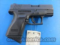 SPRINGFIELD ARMORY XD40 SUB COMPACT