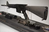 Bushmaster XM15 5.56 Hardcase/Scope