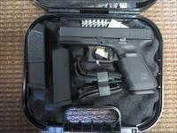 GLOCK 32 *WITH EXTRAS*