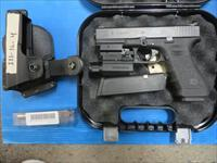Glock 31 .357sig auto pistol with extras