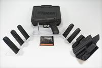 SIG SAUER P226 .40S&W *ORIGINAL BOX/4 EXTRA MAGAZINES/DESANTIS HOLSTER/NIGHT SIGHTS/HI CAPACITY*