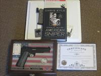 SPRINGFIELD 1911 TRP OPERATOR *CHRIS KYLE EDITION* *BRAND NEW* *COMPLETE PACKAGE*