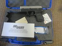 SIG SAUER P250 .40S&W *NIGHT SIGHTS*