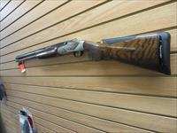 BRAND NEW Benelli 828u Field Gun (Nickel/Engraved