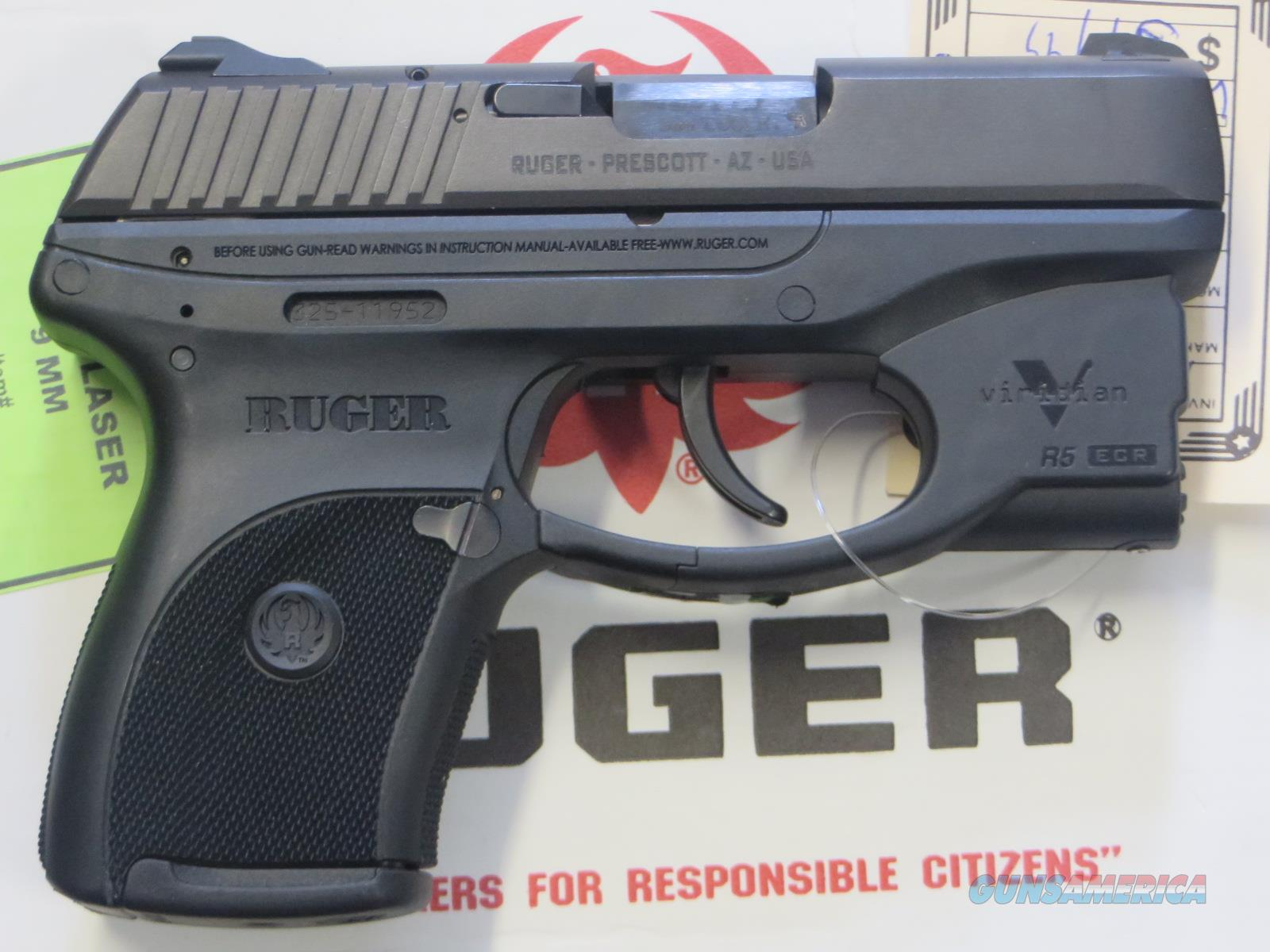 Ruger Lcp 9mm For Sale