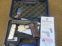 Smith and Wesson 1911TA .45ACP