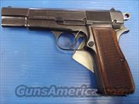 BROWNING HI POWER 9MM XX-20-7