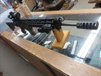 Sig Sauer 522 semi automatic 22lr tactical rifle w 325 rds of 22lr ammo