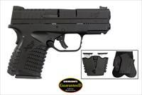 Springfield XDS 9mm black 7 rd w/gear NIB