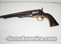 CIVIL WAR COLT ARMY .44 REVOLVER