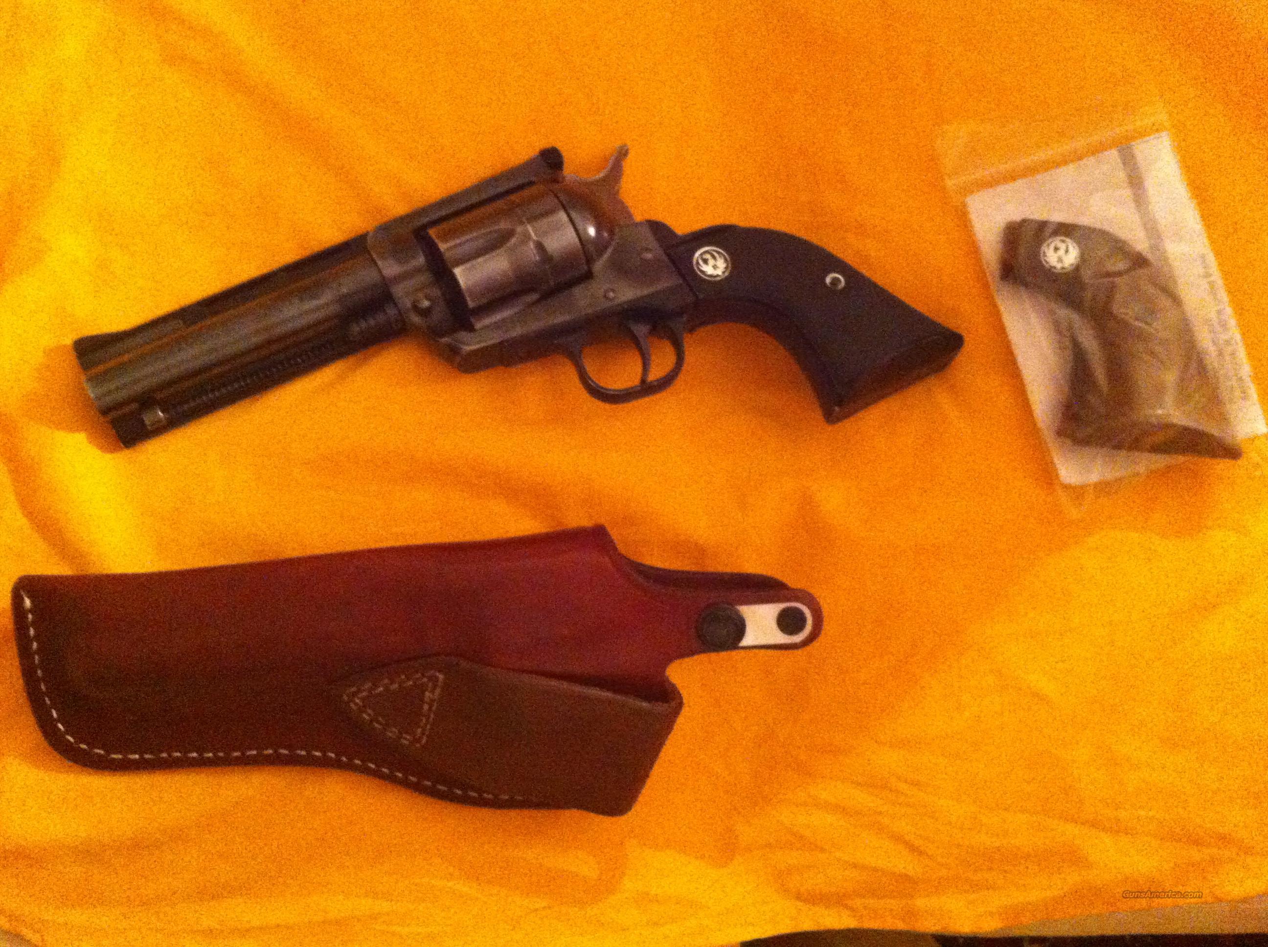 Ruger New Model Blackhawk  41 Magnum Set 4-5/8