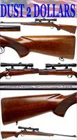 RARE Winchester Pre War Model 70 7MM Mauser Nice & Clean