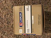 Lapua 6.5x.284 Norma Brass 100ct box