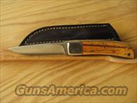 W.F. Smith Custom Knife