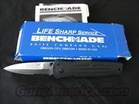 Benchmade Mel Pardue Model 350S (early Bali-Song manufacture)