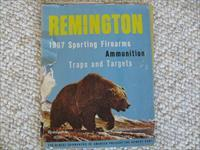 Remington 1967 Catalog