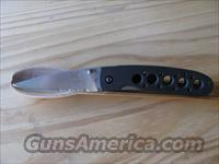 Benchmade Crawford Design; Early Bali-Song manufacture