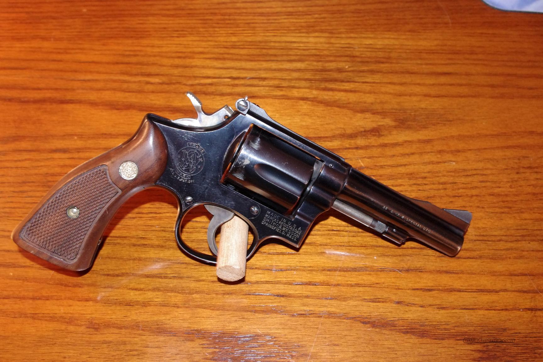 Smith & Wesson Model 15 K-Frame 4\