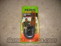 Primos Power Buck and Doe Deer call