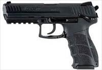 Heckler & Koch H&K P30LS V3 Semi Auto Pistol 9mm Double Action/Single Action with Safety M730903LS-A5