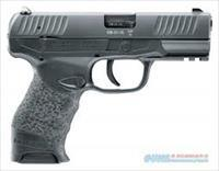 Walther Arms 2815516 Creed 9mm 4 16+1 Black Grip