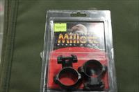 Millett 30mm Angle-Lock Extension Smooth Black