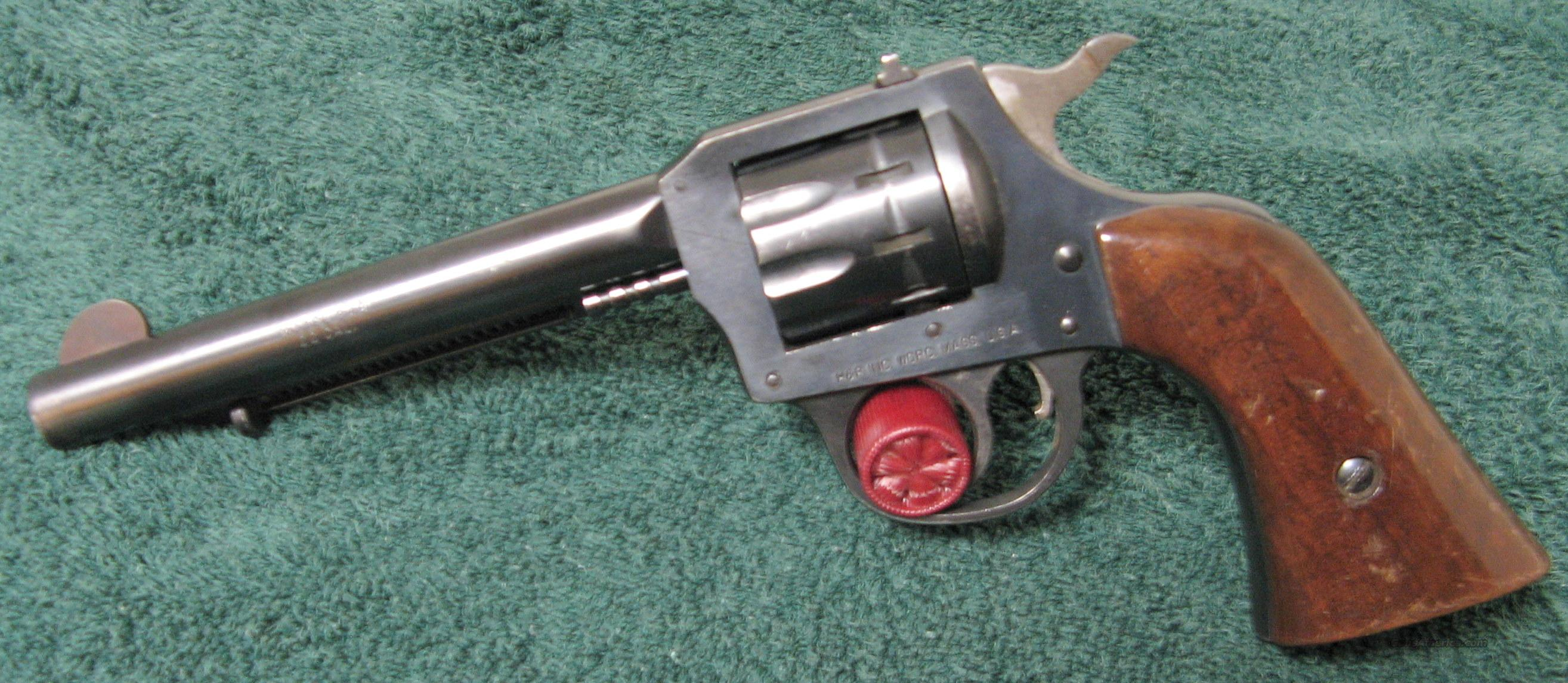 H & R Model 949 .22 cal Revolver for sale