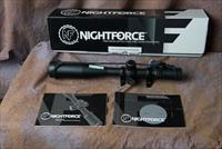Nightforce NXS 3.5-15x50 F1 MRAD MLR 2.0 C359 rifle scope