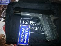 Ed Brown Special Forces Carry III Stealth Gray .45ACP