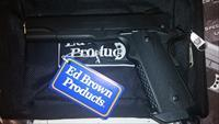 Ed Brown Special Forces Gen4 Original Chainlink .45ACP