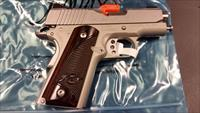 Kimber Stainless Ultra Carry II 3 inch .45 acp