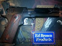 Ed Brown Enhanced Classic Custom  All Blue .45ACP