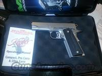 Kimber Stainless Pro TLE II in .45 ACP with night sights