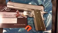 Kimber Stainless TLE II .45