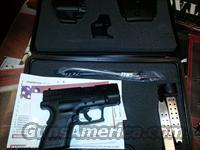 Springfield Armory XD9  SubCompact 3""