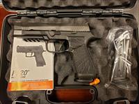 Wilson Combat WCP320 Sig Sauer 9mm Action Tune