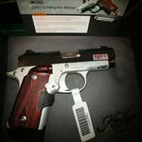 Kimber Micro 9 Crimson Carry