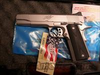 Kimber Stainless TLE II .45acp