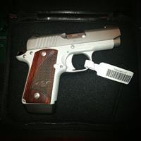 Kimber Micro 9 Stainless Rosewood 9mm