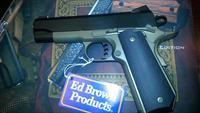 Ed Brown Special Forces Carry Battle Bronze .45ACP