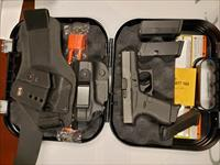 Glock 42 3 mags holsters