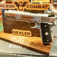 Wilson Combat Tactical Supergrade .45ACP SS Upgrade