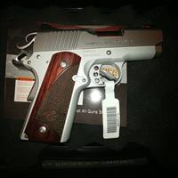 Kimber Stainless Ultra Carry II 9mm 2017