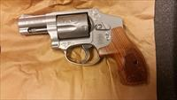Smith Wesson 640 .357 Engraved with Case