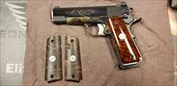 Wilson Combat Commander Special Color Case/Engraved .45