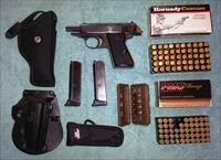 Walther PPK/S With accessories