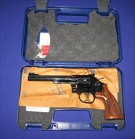 Smith and Wesson Model 48 Classic 22 Magnum Revolver