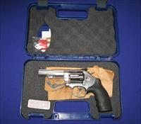 Smith & Wesson Model 67 38SPL +P Double Action Revolver Stainless