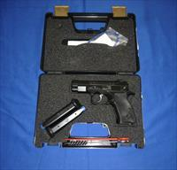 CZ 75 D PCR COMPACT 9MM PISTOL W/14 ROUND MAGS