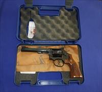 CLEARANCE! SMITH & WESSON MODEL 48 CLASSIC 22 MAGNUM REVOLVER